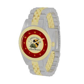 1st Cavalry Vietnam [Huey Gunship] Wristwatches