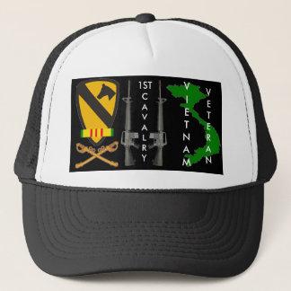 1St Cavalry Vietnam Veteran Ball Caps