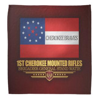 1st Cherokee Mounted Rifles Bandana