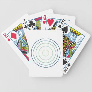 1st Circle Bicycle Playing Cards