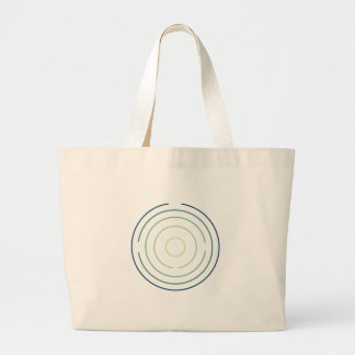 1st Circle Large Tote Bag