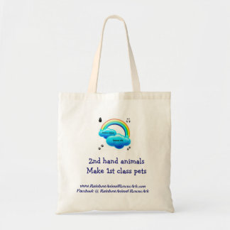 1st class pets need 1st class tote canvas bags