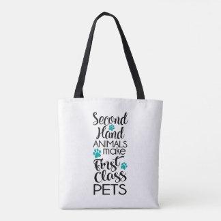 1st Class Pets Tote Bag