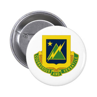 1st Combined Arms Battalion 5th Brigade Pinback Button