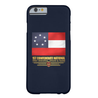 1st Confederate National Barely There iPhone 6 Case