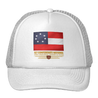 1st Confederate National Cap