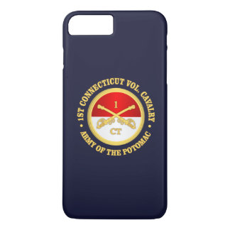 1st Connecticut Cavalry (rd) iPhone 7 Plus Case