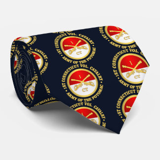 1st Connecticut Cavalry (rd) Tie