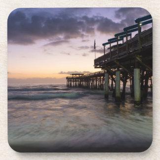 1st Dawn Cocoa Pier Coaster
