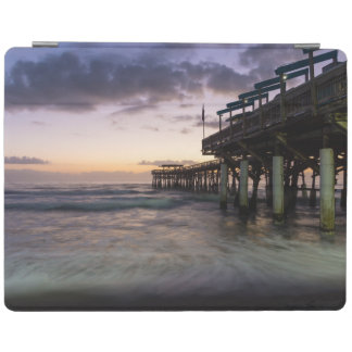 1st Dawn Cocoa Pier iPad Cover