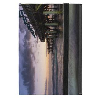 1st Dawn Cocoa Pier iPad Mini Cover