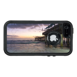 1st Dawn Cocoa Pier OtterBox Defender iPhone Case