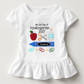 1st Day of Kindergarten Tee T-shirt