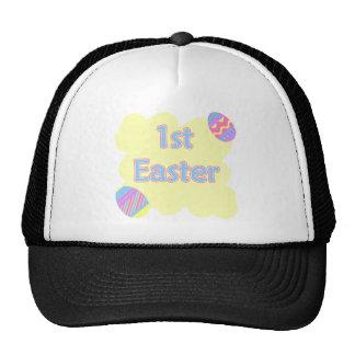 1st easter mesh hats