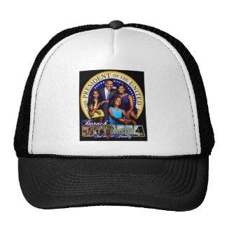 1st Family Barack Obama Hats