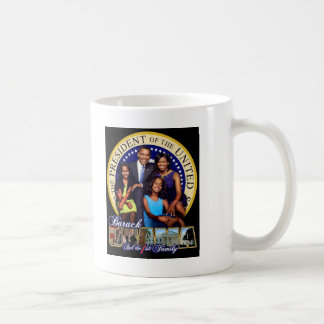 1st Family Barack Obama Coffee Mug