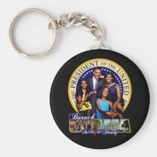 1st Family Key Chains