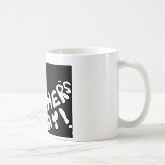 1st Fathers Day Basic White Mug
