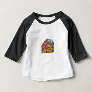 1st February - Baked Alaska Day Baby T-Shirt