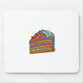 1st February - Baked Alaska Day Mouse Pad