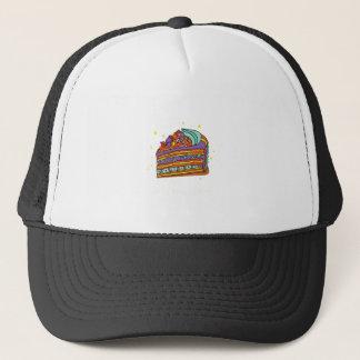 1st February - Baked Alaska Day Trucker Hat