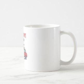 1st February - Car Insurance Day Coffee Mug