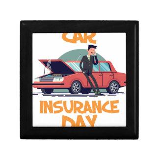1st February - Car Insurance Day Gift Box