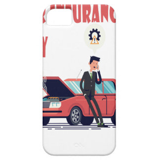 1st February - Car Insurance Day iPhone 5 Covers