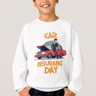1st February - Car Insurance Day Sweatshirt