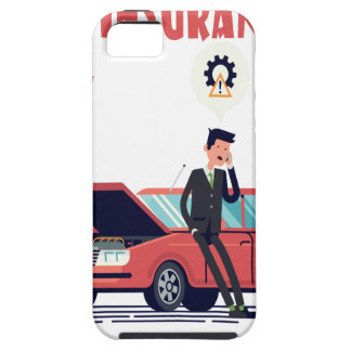 1st February - Car Insurance Day Tough iPhone 5 Case