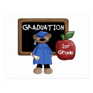 1st Grade Graduation Postcards