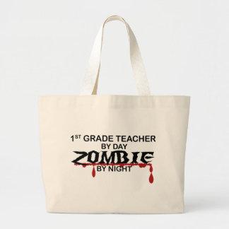 1ST GRADE.png Jumbo Tote Bag
