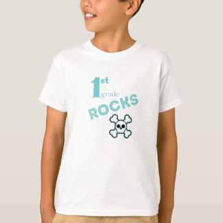 1st Grade Rocks T-Shirt