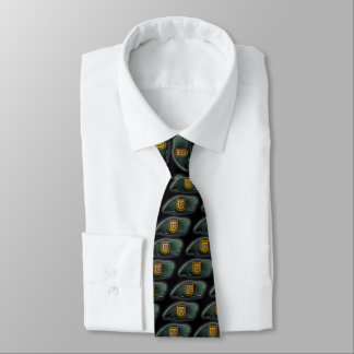 1st group special forces green berets veterans tie