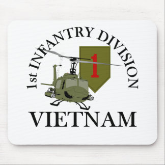 1st ID Vietnam Mouse Pad