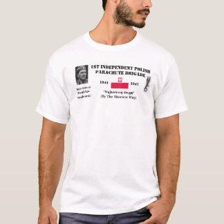 1st Independent Parachute Brigade (Poland) T-Shirt