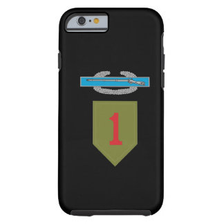 1st Infantry Division CIB Tough iPhone 6 Case