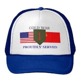 1ST INFANTRY DIVISION COLD WAR HAT