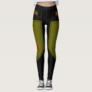 1st Infantry Division RECON Leggings
