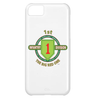 "1ST INFANTRY DIVISION ""THE BIG RED ONE"" COVER FOR iPhone 5C"