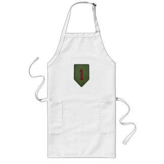 1st infantry division vietnam war vets bbq aprons