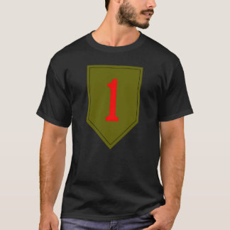 1st Infantry Large Logo T-Shirt