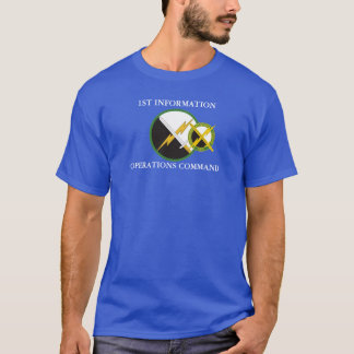 1ST INFORMATION OPERATIONS COMMAND T-SHIRT