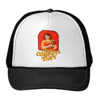 1st March - Fruit Compote Day - Appreciation Day Cap
