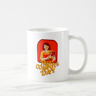 1st March - Fruit Compote Day - Appreciation Day Coffee Mug