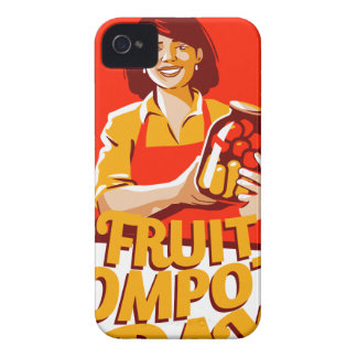 1st March - Fruit Compote Day - Appreciation Day iPhone 4 Case-Mate Cases