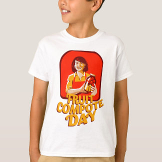 1st March - Fruit Compote Day - Appreciation Day T-Shirt