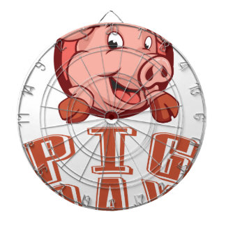1st March - Pig Day Dartboard