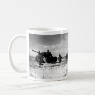 1st Marine Division Moving Through the Chosin Coffee Mug