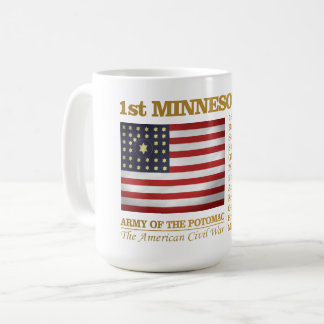 1st Minnesota Volunteer Infantry (BH) Coffee Mug